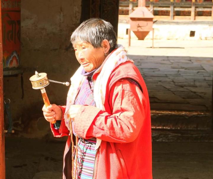Festival Tour of Paro, Bhutan