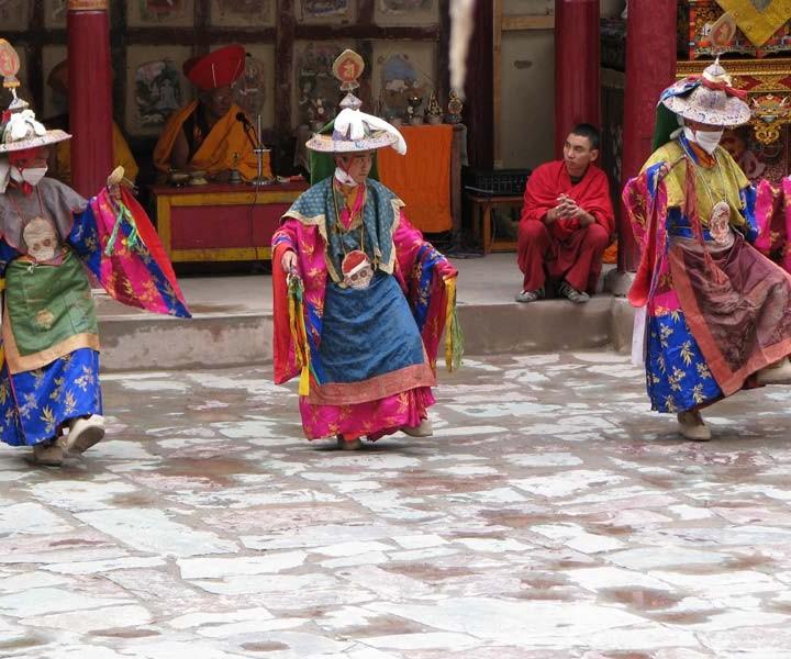 Ladakh Hemis Festival 2016