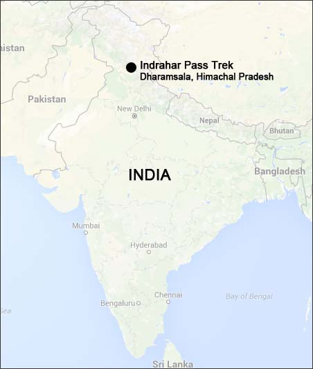 Indrahar Trek