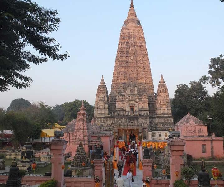 Mahabodhi-Temple-Bodhgaya