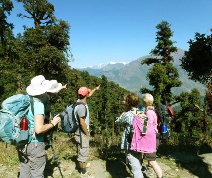 Himachal Trekking