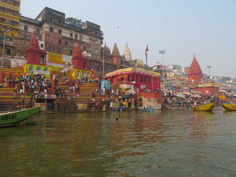 Varanasi Short Stay
