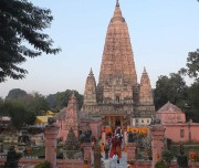 Maha-Bodhi-Temple