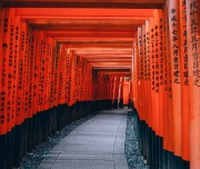 Fushimi inari Trail, Kyoto-shi, by Lin Mei