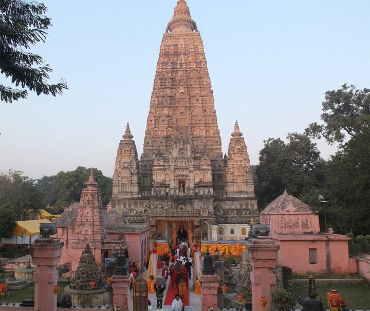 Mahabodhi-Temple---Bodhgaya