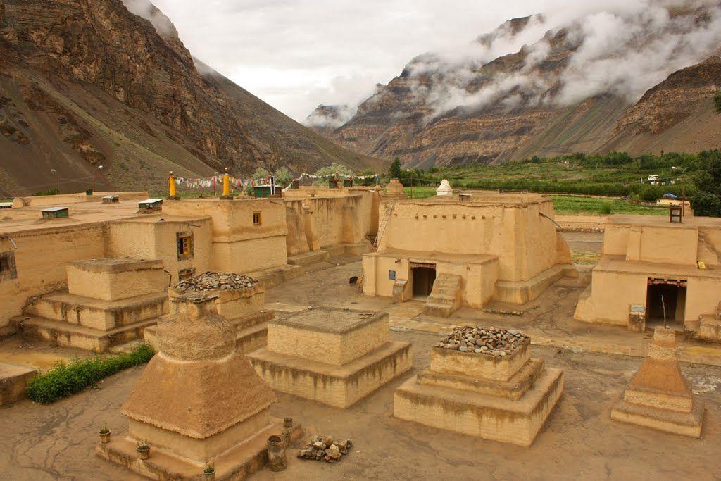 Spiti-Tabo Monastery