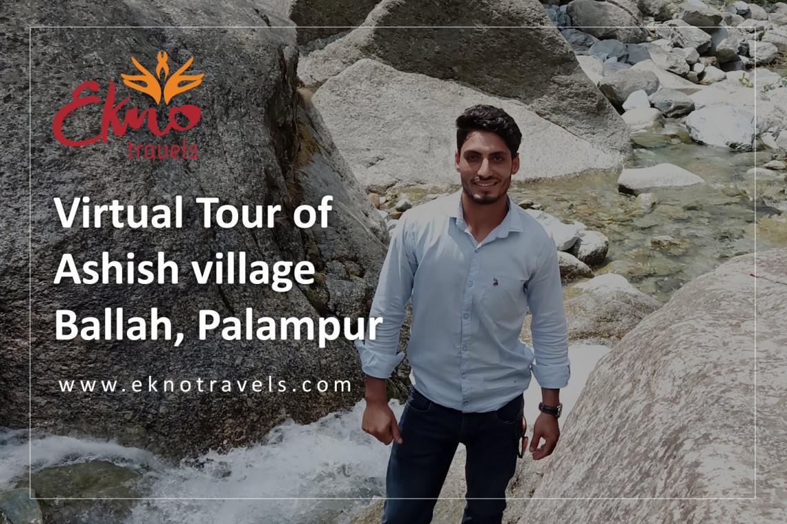 Ashish Virtual Tour