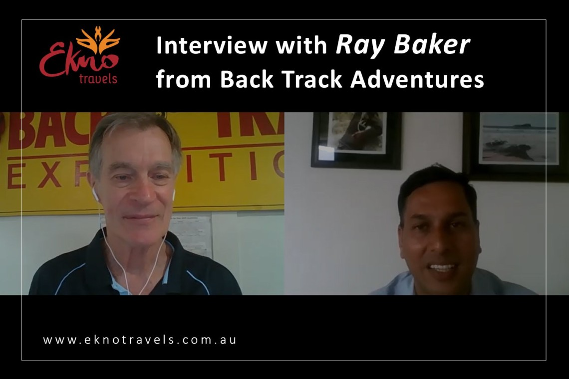 Interview Ray and Vikas